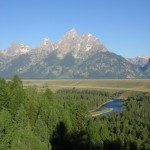 Jackson Hole Teton Overlook